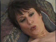 Classic Older Candy Cooze Playing, Engulfing and Banging