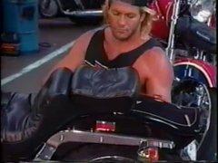 Biker Skank and Biff Malibu